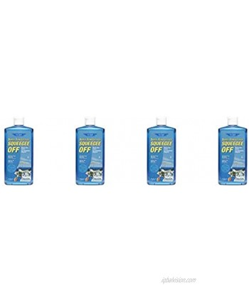 Ettore 30116 Squeegee-Off Window Cleaning Soap 16-ounces 4 Pack