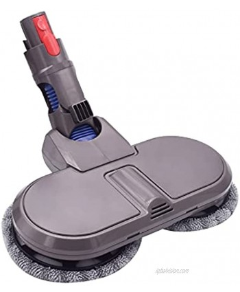 Electric Mop Head Attachment Compatible with Dyson V7 V8 V10 V11 Vacuum Cleaner Wet & Dry Mop Cleaning Head