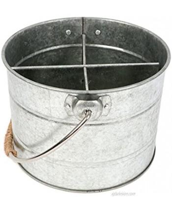 """DEI Bucket Utensil caddy 7.5""""dia Mulitcolor"""