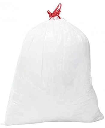 Brand Solimo Tall Kitchen Drawstring Trash Bags 13 Gallon 120 Count