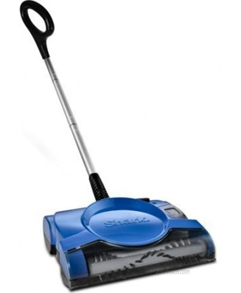 Rechargeable Floor and Carpet Sweeper 10in cleaning path with Quiet operation V2700Z by Shark Renewed