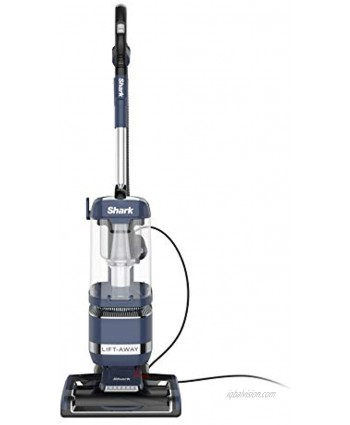 Shark Navigator LA401 Lift-Away ADV Upright Vacuum with PowerFins and Self-Cleaning Brushroll Pet Crevice and Upholstery Tools Blue