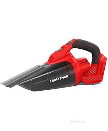 CRAFTSMAN CMCVH001B Vacuum Red