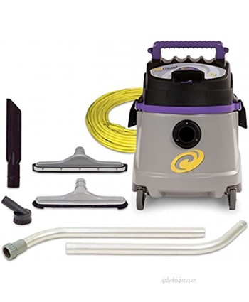 ProTeam Wet Dry Vacuums ProGuard 10 10-Gallon Commercial Wet Dry Vacuum Cleaner with Tool Kit