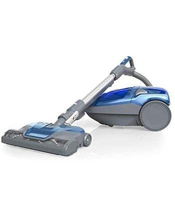 Cleva Kenmore Bggd Canister Vac Blue Renewed