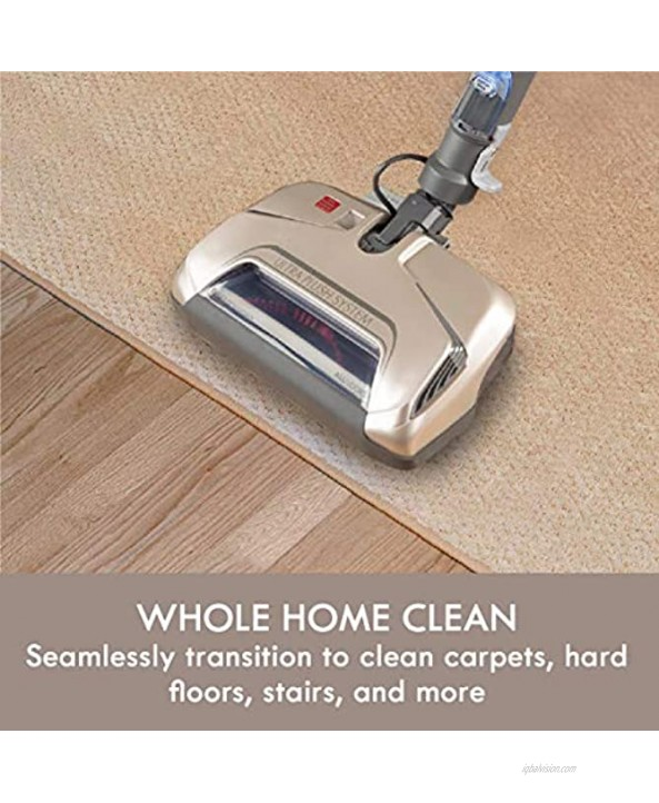Kenmore 700 Series Bagged Canister Vacuum Champagne