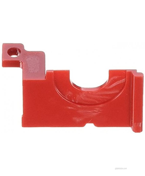 Bissell Left and Right Arm Red with Screws 1697 1699 Retainers