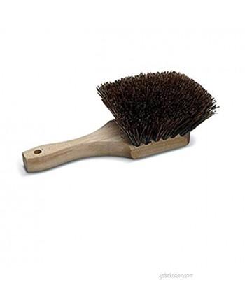 """Malish 170416 8"""" Wok Brush Wood Handle"""