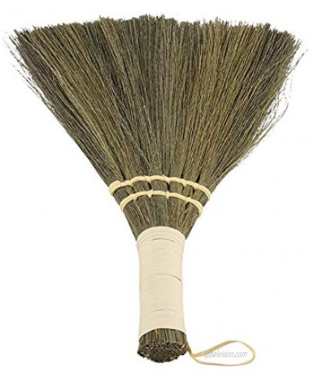 Mini Straw Broom Straw Braided Small Broom Little Broom Household Hand Brooms Cleaning Supplies Craft Supplies